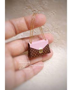 Miniature Bag ♡ ♡ By My Dollhouse