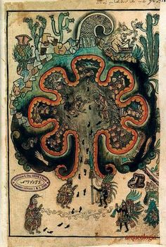 The Hollow Earth: The Mayan World of Agharta / Sacred Geometry <3