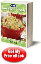 (Free eBook download) Simply Deli Salads: 28 Best Recipes for Potato Salad, Macaroni Salad & More