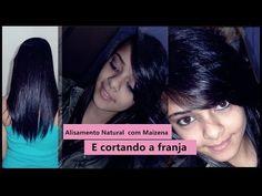 Alisamento Natural com Maizena,Leite e açúcar ♥ Vaidade Feminina. - YouTube