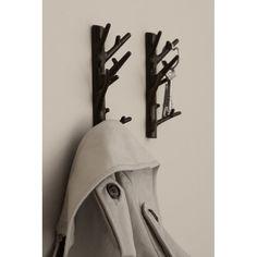 #Branch #Hanger Medium - Black Brown - #Bosign #swedishdesign #lifestyle