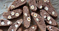 Czekoladowe Cantucci   Wyzwania Kuchenne I Foods, Blog, Blogging