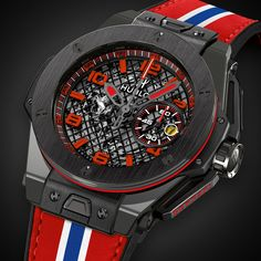 e7244e6cc26 Hublot Big Bang Ferrari Black and Grey Ceramic – FHH Journal