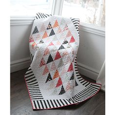 Afternoon Quilt- Lap Size