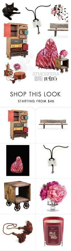 """""""The new Bohemian: for the love of gypsies, amulets, and charmes"""" by fl4u ❤ liked on Polyvore featuring interior, interiors, interior design, home, home decor, interior decorating, WALL, Zanotta, Cartier and Diane James"""