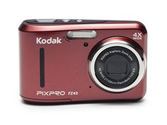 There is always many products on sae upto - Kodak PIXPRO Friendly Zoom Digital Camera with Optical Zoom and LCD Screen (Red) - Buy Technology Nikon D5100, Full Frame, Distance Focale, Touch Video, Kodak Pixpro, Zoom Hd, Still Camera, Perfect Camera, Best Digital Camera