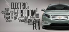 We asked #Volt drivers to describe their experience in one word. Now the only thing missing is you behind the wheel!
