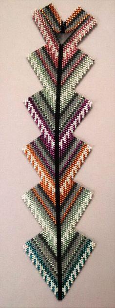 Pattern dive: Pierced Arrow