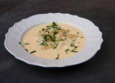 Die Spargelsuppe à la Maintenon stammt aus der Küche von König Ludwig XIV - das beste Rezept aus einer Zeit, als es in der auf dem Teller keine Tabus gab!