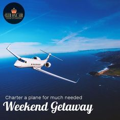 All of us are bored at home, working non-stop. You have earned a weekend 'staycation' trip to an exotic palace or resort, where you can just relax and forget about work for a day. Book our Private Jet Service for your next leisure trip.