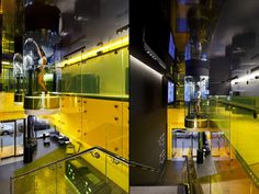 Videotron flagship store by Sid Lee Architecture & RCAA, Montreal  August 9th, 2012 by retail design blog