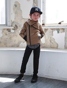 Generator kid boy style fashion