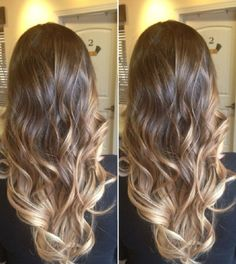 Ombre Hair Color 2015