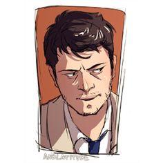 supernatural supernatural art art sam winchester dean winchester castiel lucifer meg masters crowley - picslist.com