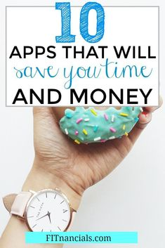 Check out this list of apps that will save you time and money. If you're trying to create and stick to a budget, save more money, or make extra money, this list is for you.