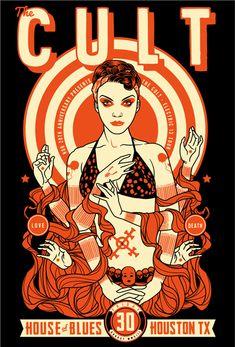 Cult - Scrojo - 2014 ----