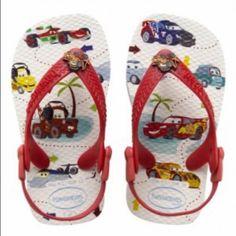 bb1dc7e47 Disney Cars Havaianas - baby