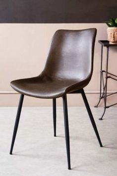 Leather, Fabric and Wooden Dining Chairs | Rockett St George Faux Leather Dining Chairs, Wooden Dining Chairs, Bar Chairs, Dining Room, Study Chairs, Desk Chairs, Eames Chairs, Rockett St George, Traditional Furniture