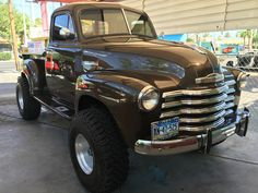 Pick up Chevy 1953