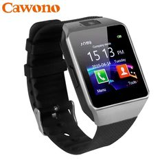 8b93ea4c796 Bluetooth Smart Watch Smartwatch DZ09 Android Phone Call Relogio 2G GSM SIM  TF Card Camera for