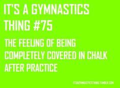 It's A Gymnastics Thing Funny Gymnastics Quotes, Inspirational Gymnastics Quotes, Gymnastics Facts, All About Gymnastics, Gymnastics Problems, Gymnastics Videos, Gymnastics Workout, Sport Gymnastics, Olympic Gymnastics