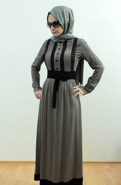 Maye dantelli elbise