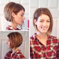 20 Short Haircuts with Layers