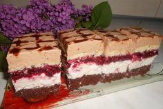 Retete Culinare - Prajitura cu jeleu de mure 20 Min, Something Sweet, Tiramisu, Cooking, Ethnic Recipes, Desserts, Food, Xmas, Kitchen