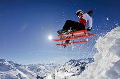 Andermatt, Davos, Gaudi, Grindelwald, Bahn, Mount Everest, Mountains, Nature, Travel