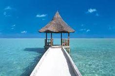 maldives beach huts - Google Search