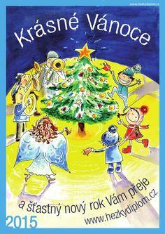 Přejeme krásné Vánoce a šťastný nový rok všem našim návštěvníkům :-) Frosted Flakes, Choir