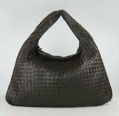 Bottega Veneta Shoulder Bags 78918 Dark Brown