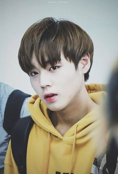 Wanna-One - Park Jihoon Cute Baby Boy, Cute Babies, Park Jihoon Produce 101, Minions, Cho Chang, Im Not Okay, Kim Jaehwan, Ha Sungwoon, Korean Entertainment