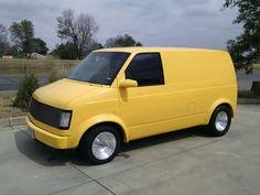 Chevy Astro Van, Chevy Van, Gmc Safari, Custom Vans, Toyota Corolla, Chevy Trucks, Van Life, Vehicles, Breeze