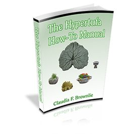 """The Hypertufa How-To Manual"" PDF ebook"