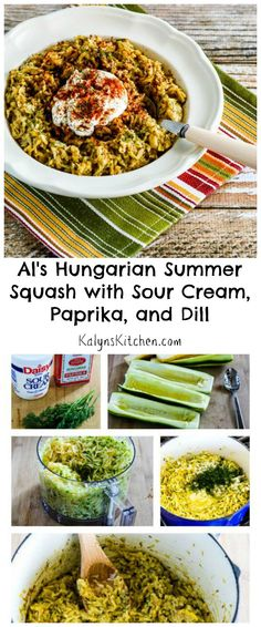 ... Al. (Al's Hungarian Cucumber Salad is also a big hit on the blog