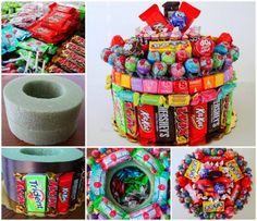 Candy Cake Is The Perfect Gift To Make | The WHOot