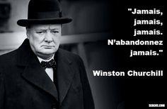 Citations Winston Churchill