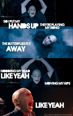 Voldy digs some Miley Cyrus.