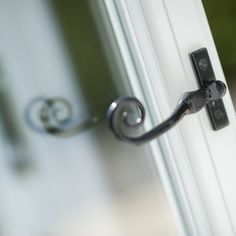 Timber Replacement Windows - beautiful Residence 9 Windows, authentically replicate Century Flush Sash Timber Windows, perfect for Conservation areas Traditional Windows, Timber Windows, Building A House, Door Handles, Home Improvement, Doors, Pewter, Monkey, Cottage