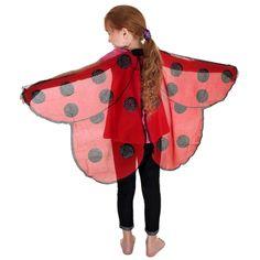 Dreamy Dress-Ups Ladybird Wings by Douglas - $18.00