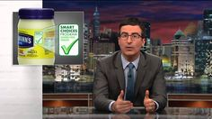 """John Oliver on Misleading Labeling of Food Products: April 27, 2014 - Last Week Tonight"""