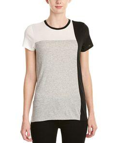 Vince Tri Colorblock T-Shirt is on Rue. Shop it now.