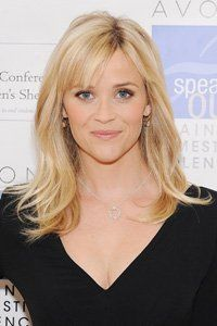 24 Ideas for hair blonde fringe reese witherspoon Hair Styles 2016, Medium Hair Styles, Curly Hair Styles, Mens Hairstyles Thin Hair, Cool Hairstyles, Side Fringe Hairstyles, Shaved Hairstyles, Straight Hairstyles, Braided Hairstyles