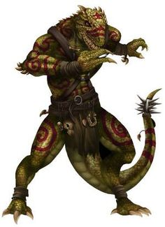 amphibian humanoid Reptilian Aliens, Troodon Dinosaur and the Lost Forbidden History of Intelligent Dinosaurs Fantasy Races, Fantasy Rpg, Dark Fantasy, Dungeons And Dragons Characters, Dnd Characters, Fantasy Characters, Fantasy Monster, Monster Art, Fantasy Inspiration