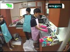 Infinite Sungjong getting mad cut