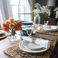 Fixer Upper | Home sweet home | Pinterest | Place setting, Magnolia ...