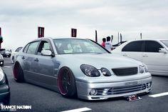 Toyota Crown, Lexus Gs300, Lexus Cars, Import Cars, Toyota Cars, Stance Nation, Custom Cars, Vehicles, Racing