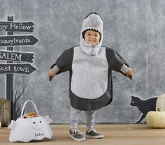 Toddler Shark Costume | Pottery Barn Kids