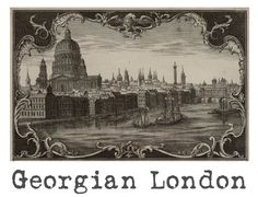 Welcome to Georgian London. My particular interests are the immigrant population and the artisan communities of London during the 18th century,